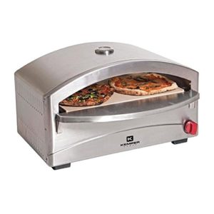 Commercial Heavy Duty Portable Gas Pizza Oven Review