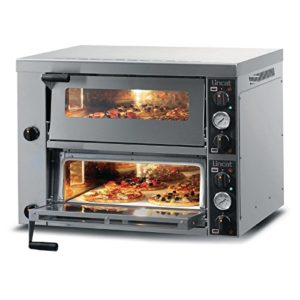 Lincat Premium Range Double Deck Commercial Pizza-Oven